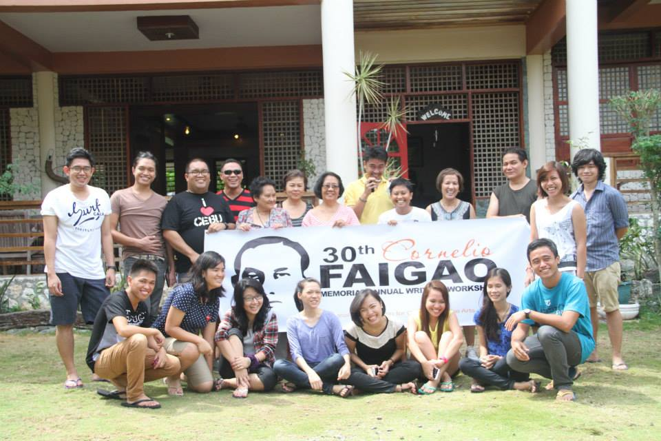30th Cornelio Faigao Annual Writers Workshop