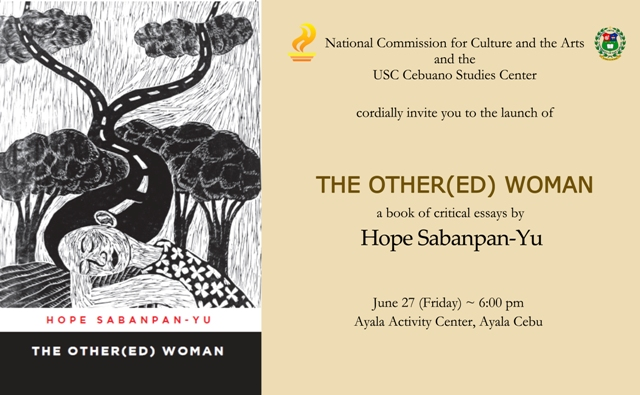 NCCA and USC Cebuano Studies Center launch The Other(ed) Woman