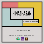 Hinashasan: A Workshop for Young Writers
